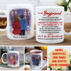 My One True Love - Personalized Custom Coffee Mug