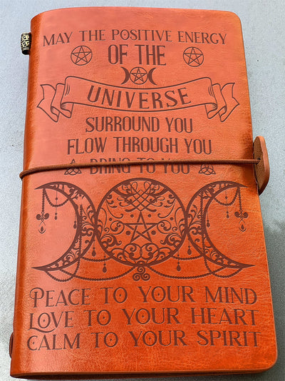 PEACE TO YOUR MIND - VINTAGE JOURNAL