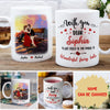 The Most Wonderful Fairy Tale - Personalized Custom Coffee Mug