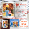 Thank You - Personalized Custom Coffee Mug - Gifts For Mother-In-Law