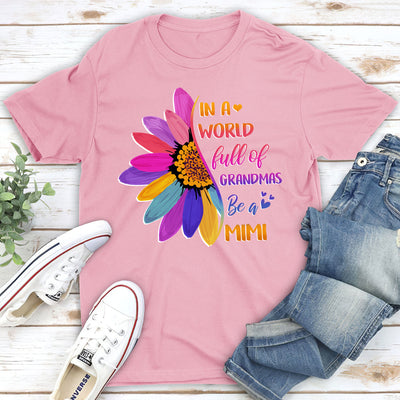 Be A Mimi - Classic Unisex T-shirt - Mother's Day Gifts For Grandmas