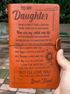 DAUGHTER DAD - MY CHILD MY LIFE - VINTAGE JOURNAL