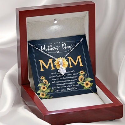 Need A Mom Like You - Alluring Beauty Necklace