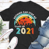 Nothing can stop me - Unisex Classic T-shirt - Graduation Gifts for Daughter/ Son