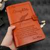 DAUGHTER MUM - ENJOY THE RIDE - VINTAGE JOURNAL
