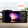 I Will Love You Until I Die - Personalized Custom Coffee Mug