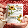 To My Granddaughter - Once Upon a Time - Coffee Mug