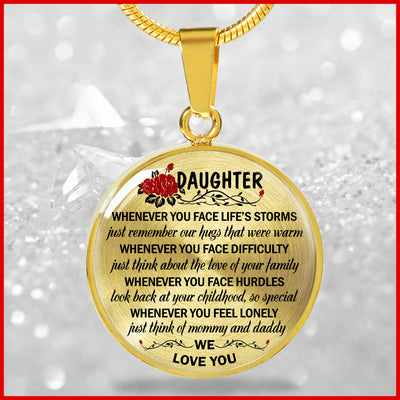 MY BELOVED DAUGHTER - NECKLACE