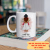 Graduation Girl - Personalized Custom Coffee Mug - Graduation Gifts For Daughter