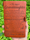 TO MY GRANDDAUGHTER - YOUR BLACK IS BEAUTIFUL - VINTAGE JOURNAL