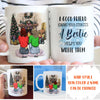 A Good Friend And A Bestie - Personalized Custom Coffee Mug