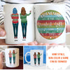 The Greatest Gift Ever - Personalized Custom Coffee Mug