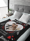 Personalized Custom Blanket - We Still Do - Anniversary Gift, Gift for Couple