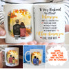 I'll keep choosing you - Personalized custom mug