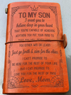 SON MOM - NEVER LOSE 3 - VINTAGE JOURNAL
