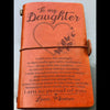 DAUGHTER MAMA - PROUD OF YOU - VINTAGE JOURNAL