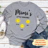 Little Sunshines - Personalized Custom Long Sleeve - Gifts For Family