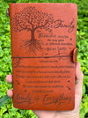 FAMILY IS EVERYTHING - VINTAGE JOURNAL