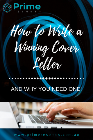 How To Write A Cover Letter Prime Resumes