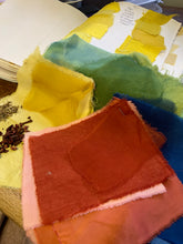🌿Natural Dye Workshop Full Day course April 18th  2020🌿