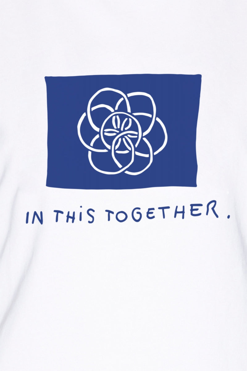 CHARI T - SHIRT, All in this together Crew