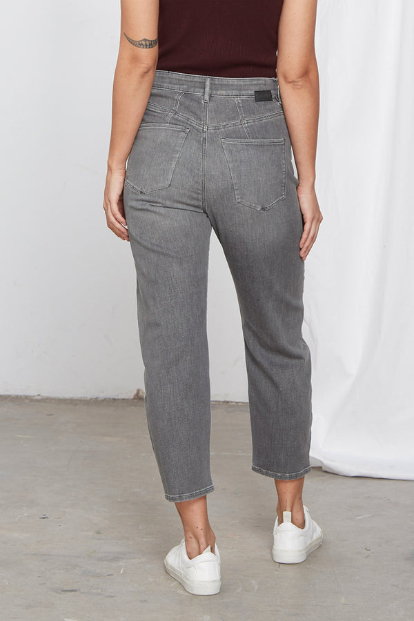 STARDUST - O-Shape, Organic Soft Denim, New Grey