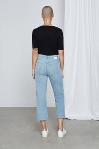 DEW - Flared, Organic Soft Denim, FemPower