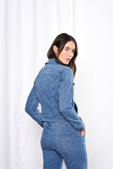 AURORA - Jacket, Organic Blue Revolution
