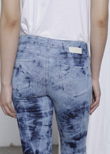 GOOD MORNING - Super Skinny, Batik Dye Denim