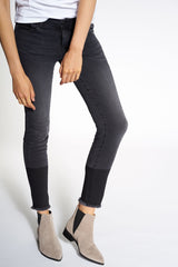 MID SUN - Slim, Stretch Denim, Black