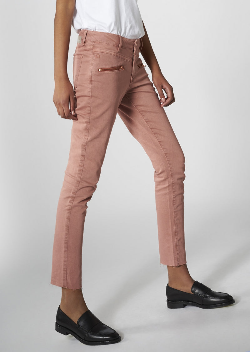 HEAVEN - Boyfriend, Sustainable Soft Denim, apricot