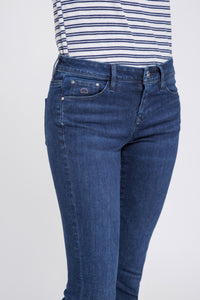 MID SUN - Slim, Capri, Organic Powerstretch Denim