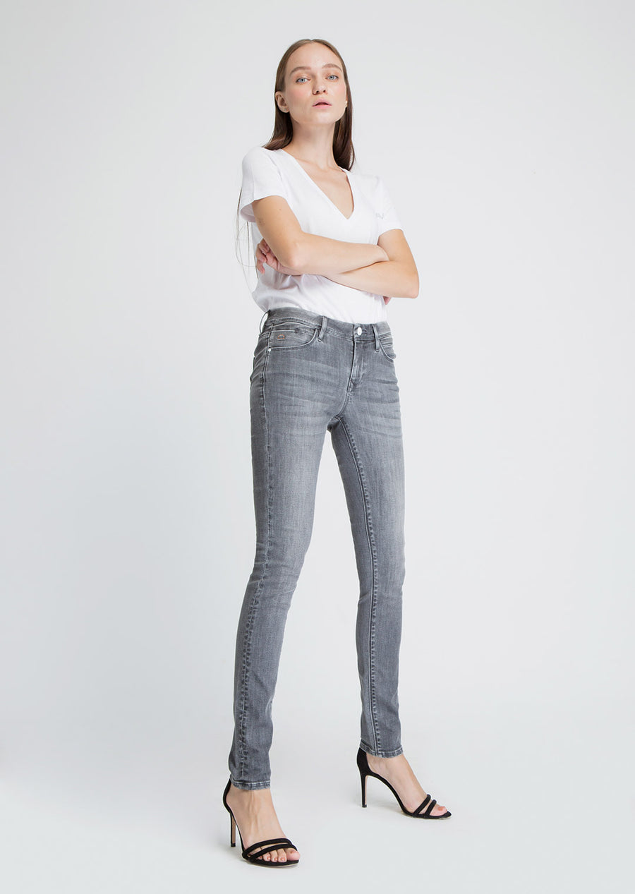 MID SUN - Slim, Organic Essential Grey