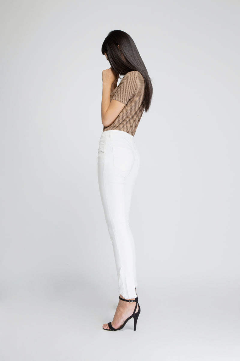 SUN UP - Skinny, Sustainable Soft Denim