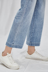 DEW - Flared, Organic Pure Denim