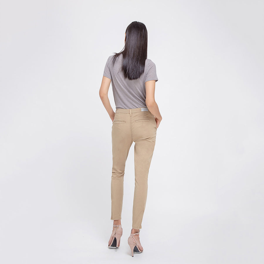 HEAVEN - Medium Waist Slim Tapered, Summer Chino