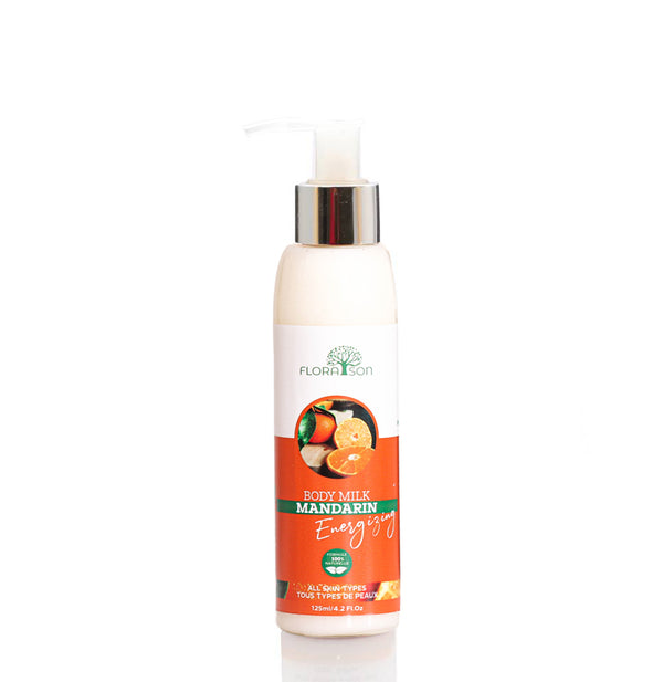body Milk mandarin