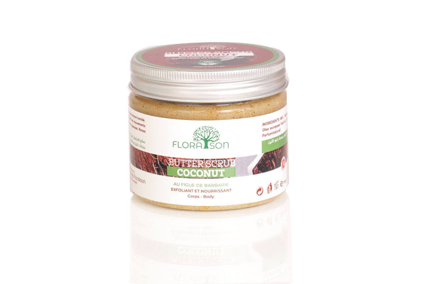 Coconut Butter Scrub