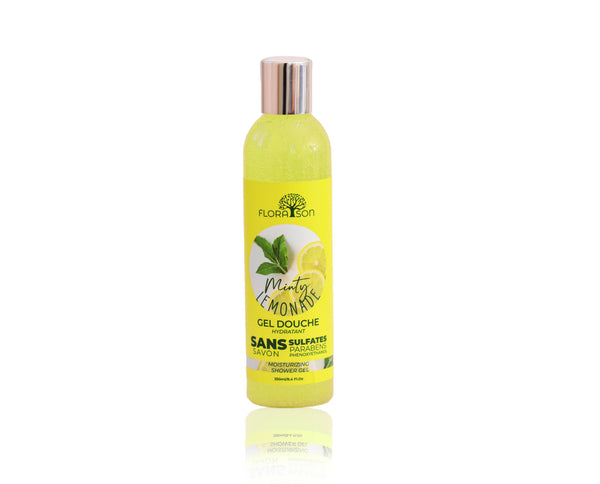 Gel Douche Minty Lemonade