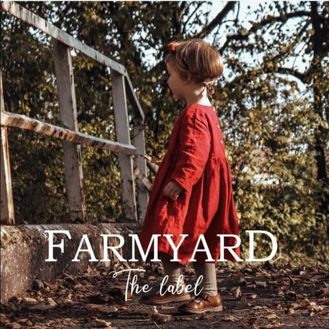 farmyard the label
