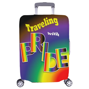 Pride Luggage Cover