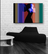 Load image into Gallery viewer, Retro Woman Poster