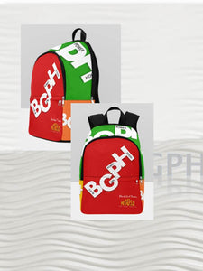 BGPH Colorful Backpack