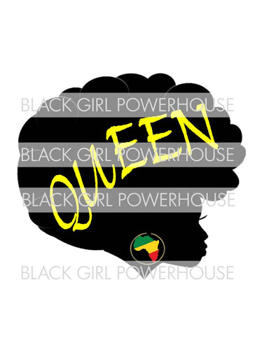 BLACK QUEEN PNG