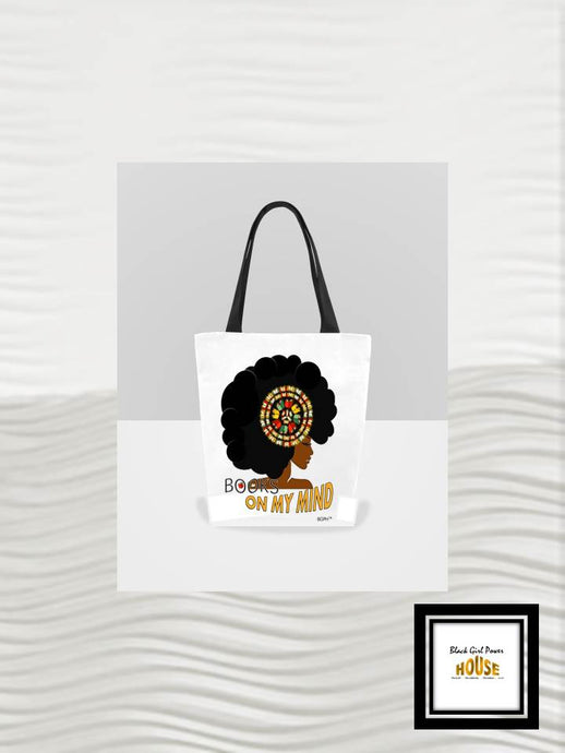 Books On My Mind Tote