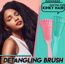 Load image into Gallery viewer, Kinky Hair Brush