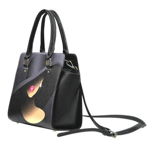 Classy Queen Leather Handbag