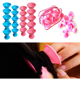 Silicon Magic Hair Rollers