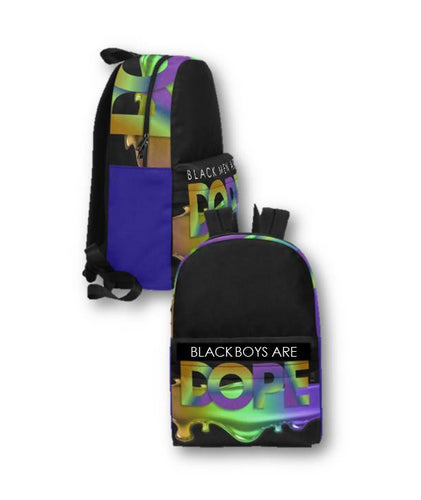 Black Men/Boys Are DOPE Backpack