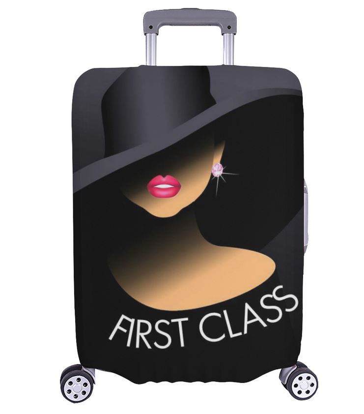 First Class Luggage Cover